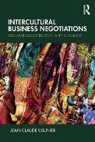 Intercultural Business Negotiations:...