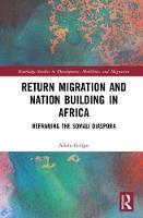 Return Migration and Nation Building...