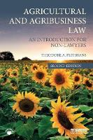 Agricultural and Agribusiness Law: An...