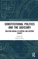 Constitutional Politics and the...