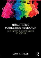 Qualitative Marketing Research:...