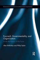Foucault, Governmentality, and...