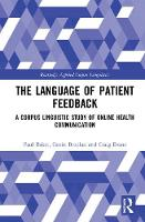 The Language of Patient Feedback: A...