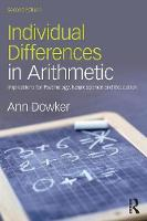 Individual Differences in Arithmetic:...