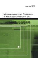 Measurement and Research in the...