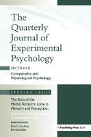 The Role of Medial Temporal Lobe in...