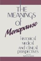 The Meanings of Menopause: ...