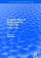 Colonial Wars of North America,...