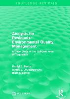Analysis for Residuals-Environmental...