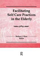 Facilitating Self Care Practices in...