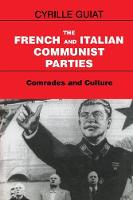 The French and Italian Communist...