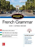 Schaum's Outline of French Grammar,...