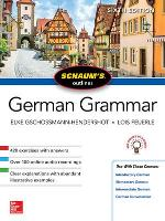 Schaum's Outline of German Grammar,...