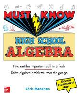 Must Know High School Algebra
