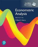 Econometric Analysis, Global Edition