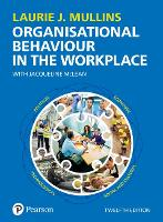 Mullins: OB in the Workplace_12