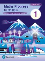 Maths Progress Depth Book 1: Second...