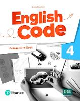 English Code British 4 Assessment Book