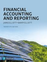 Financial Accounting & Reporting, ...