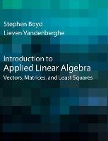 Introduction to Applied Linear...