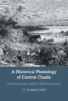 A Historical Phonology of Central...