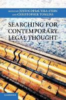 Searching for Contemporary Legal Thought