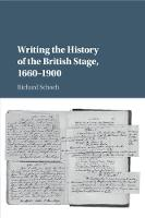Writing the History of the British...
