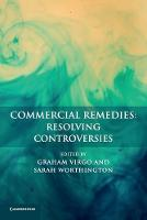 Commercial Remedies: Resolving...