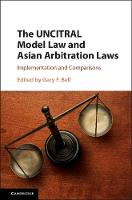 The UNCITRAL Model Law and Asian...