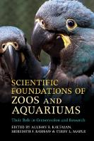 Scientific Foundations of Zoos and...
