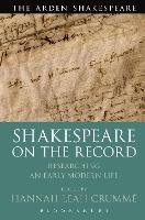 Shakespeare  on the Record:...