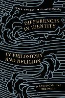 Differences in Identity in Philosophy...