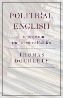 Political English: Language and the...
