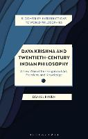 Daya Krishna and Twentieth-Century...
