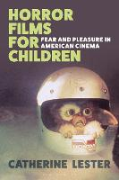 Horror Films for Children: Fear and...