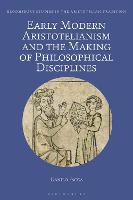 Early Modern Aristotelianism and the...