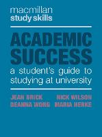 Academic Success: A Student's Guide ...