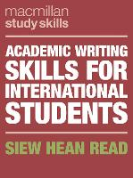 Academic Writing Skills for...