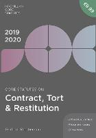 Core Statutes on Contract, Tort &...