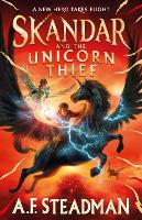 Skandar and the Unicorn Thief