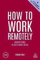 How to Work Remotely: Work...
