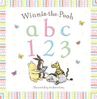 Winnie-the-Pooh My First ABC/123...