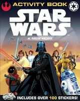 Star Wars: A New Hope: Activity Book
