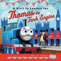 A Visit to London for Thomas the Tank...