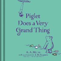 Winnie-the-Pooh: Piglet Does a Very...
