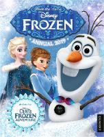 Disney Frozen Annual 2019