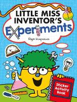 Little Miss Inventor's Experiments:...