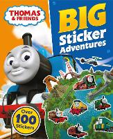 Thomas & Friends: Big Sticker Adventures