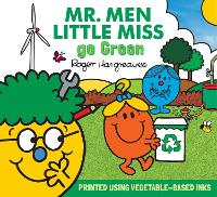 Mr. Men Little Miss go Green (Mr. Men...