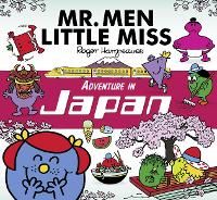 Mr. Men Little Miss Adventure in Japan